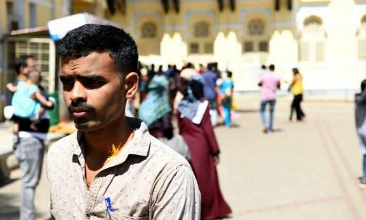 Manohar foi ameaçado e agredido diversas vezes por não deixar de seguir a Jesus (foto representativa)