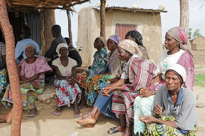 Muitas mulheres são beneficiadas por projetos da Portas Abertas que garantem a sobrevivência de cristãos na Nigéria