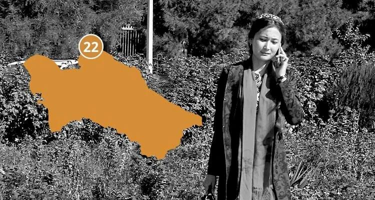 A situação para os cristãos no Turcomenistão, país da Ásia Central, piorou nos últimos anos