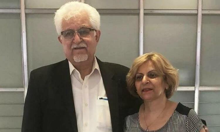 No Irã, pastor Victor e Shamiram foram condenados a 10 e cinco anos de prisão, respectivamente (foto: Article 18)