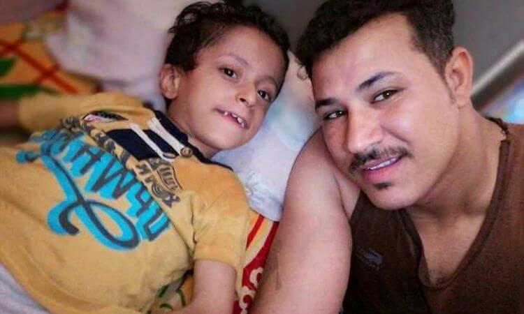 Após 11 anos de batalha para manter Samer vivo, Mark Nazeer luta para deixar o corpo do filho sepultado perto de casa