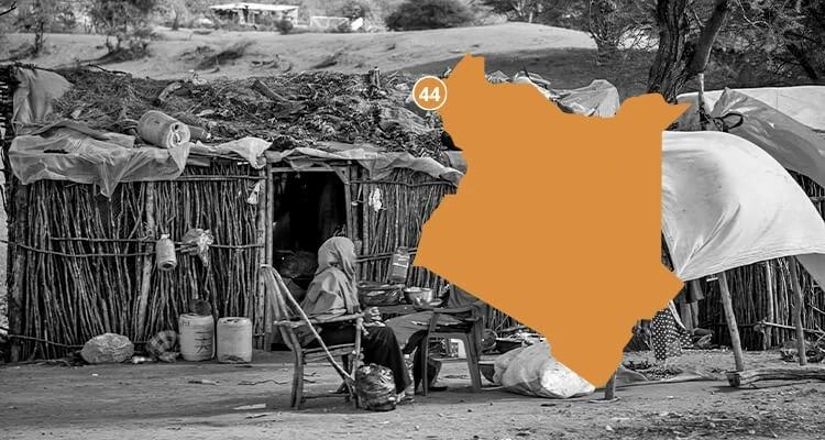 O nível de pressão aos cristãos no Quênia, em todas as esferas da vida, é alto e muito alto