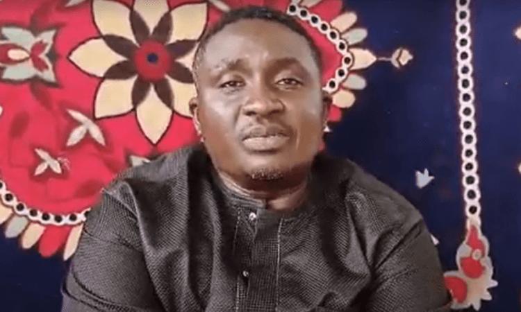 Circularam notícias falsas de que o pastor Polycarp Zongo havia sido solto, mas ele continua preso na Nigéria (foto: MK Reporters)