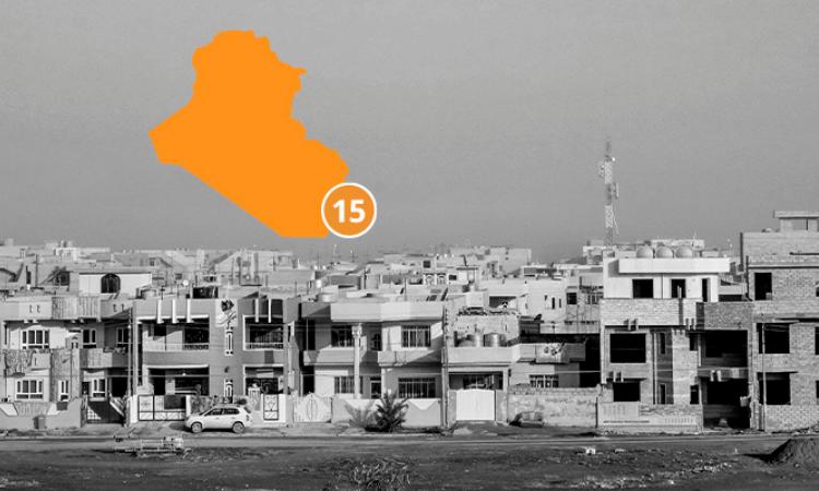 Ore pelos cristãos perseguidos no Iraque, que estão lutando para sobreviver e reconstruir a nação
