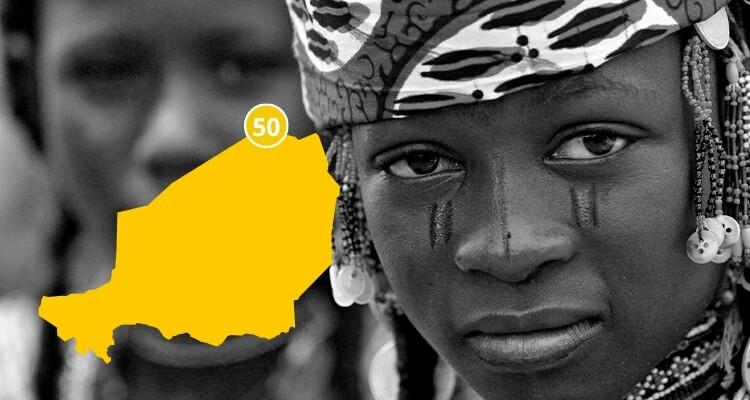No Níger, muitos cristãos vivem em campos de deslocados internos, por terem fugido de conflitos onde moravam