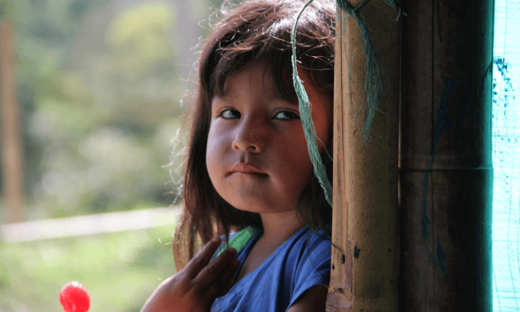 Os filhos dos cristãos perseguidos em Cauca e em toda a Colômbia também vivem no contexto de perseguição