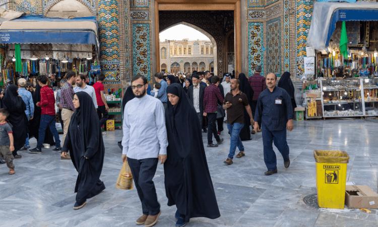 Ao seguirem o evangelho, os cristãos são acusados de agir contra a segurança nacional e fazer propaganda contra o Irã (foto representativa)