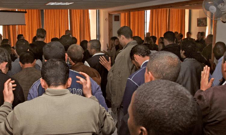 Desde 2018, muitas igrejas permanecem fechadas na Argélia, mesmo com protestos dos líderes cristãos