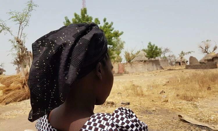 Hannatu, o marido e os sete filhos foram capturados pelo Boko Haram, na Nigéria