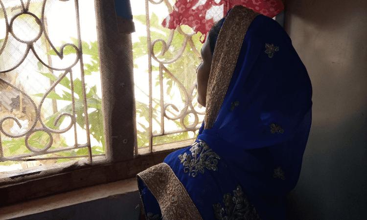 A viúva cristã Kusum enfrenta perseguição há anos na Índia, mas permanece firme em Jesus